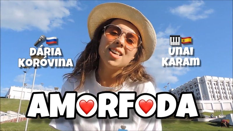 RUSA CANTA EN ESPAÑOL piano cover DORA feat Unai Karam