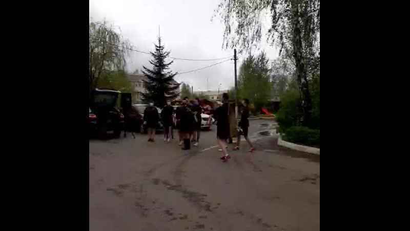 Катюша - Елизавета Дзюбина