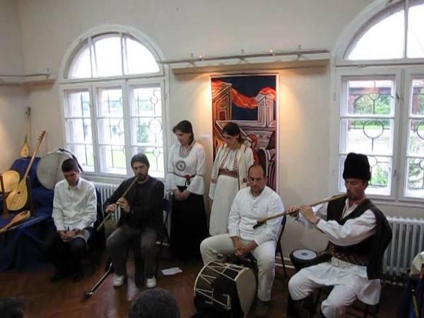 Dusan Popovic i grupa Runo Ovcarske melodije
