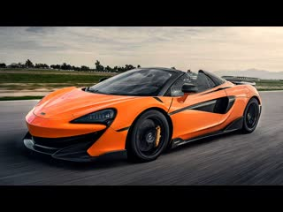 McLaren 600 LT Spider  Part 1