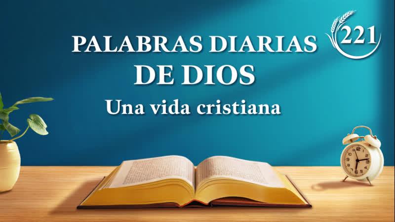 Palabras diarias de Dios Fragmento 221 El Reino Milenario ha llegado