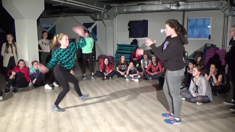 United Sexy girls Battles- DH Pro Пантелеева Маша/ Климыч