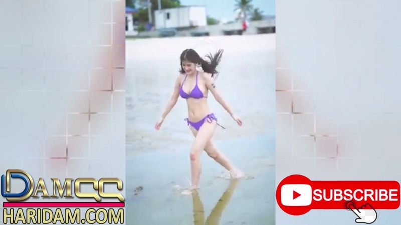 Gadis Imut Liburan Ke Pantai Cup E 18