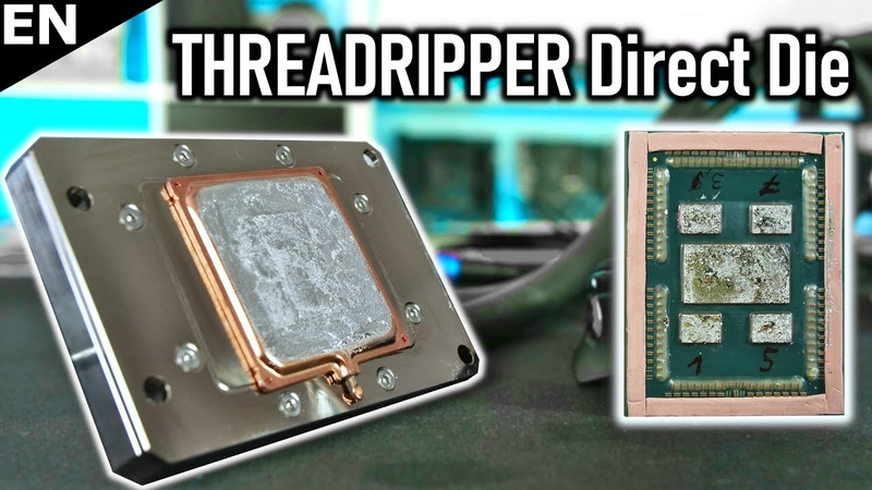 DONT DO this to your Threadripper Direct Die follow up Testing