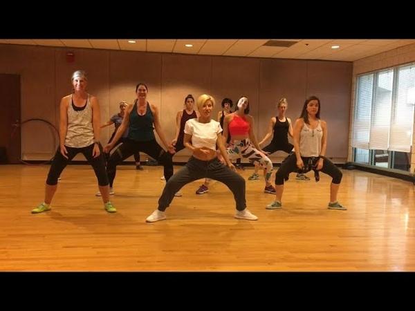"BOOM"" Tiesto and Sevenn Dance Fitness Workout Valeo Club"
