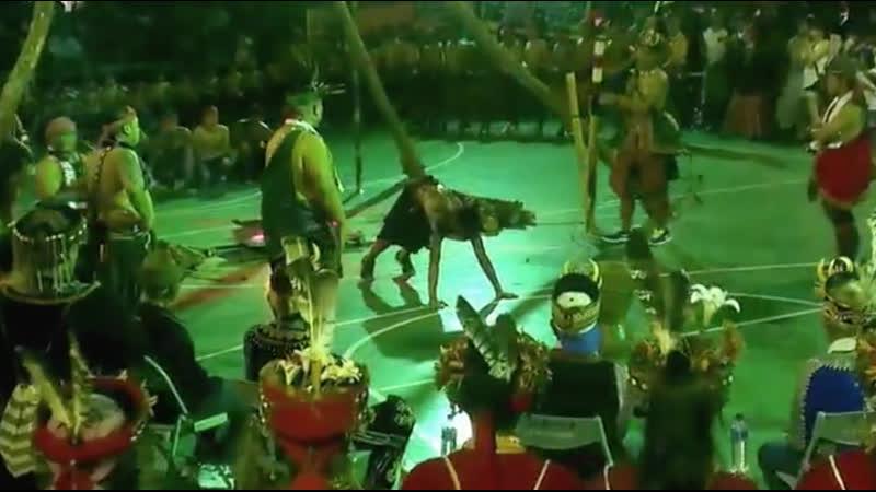 2013卡拉魯然小米收穫祭成年禮進階儀式(2)