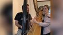 Mr. Sandman - The Chordettes (Harp Cover by Pia Salvia ft. Noam Israeli)