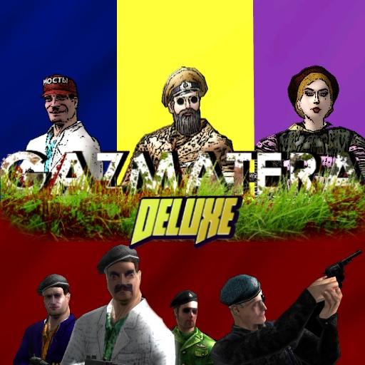 Скачать Gazmatera Deluxe (MOWAS1 RU)