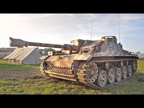 Германские танки 6 серия Штурмовые орудия Stug 3, Stug 4