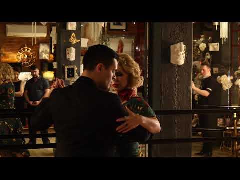 Танцевальная импровизация в ритме танго