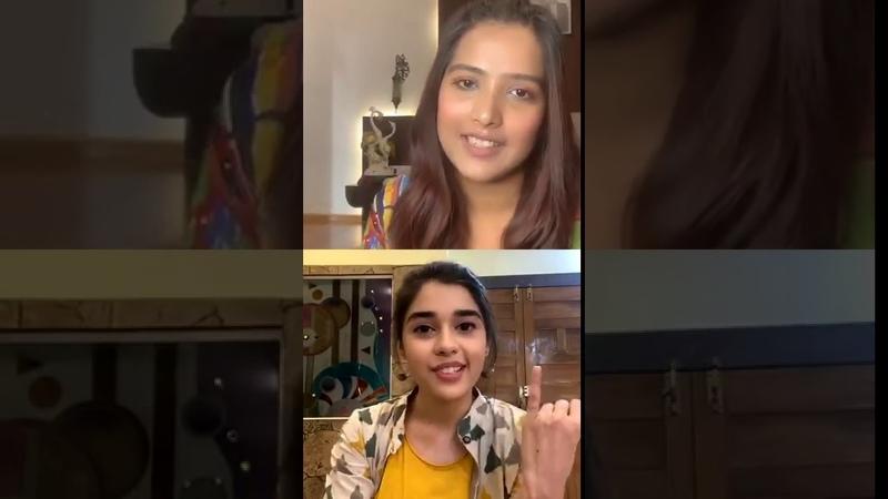 Eisha Singh Live Chat with Pratiksha Chandak