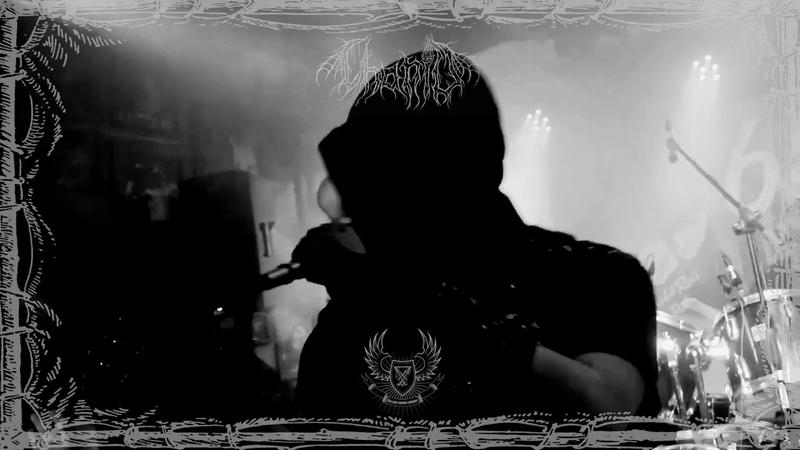 Chanid (Poland) - Eastern Unholy Front Tour 2019 - live in Białystok (fragment)