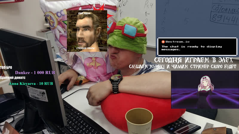 Крошка Джакс к отцу пришёл ЛЕГАТЫ ФОЭВА Елех ер11
