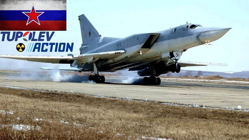 Tupolev Tu 22M3 In Action 2020
