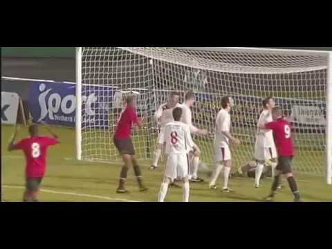 Milk Cup 2013 Premier Final Manchester United v Co Tyrone BBC Sport NI highlights