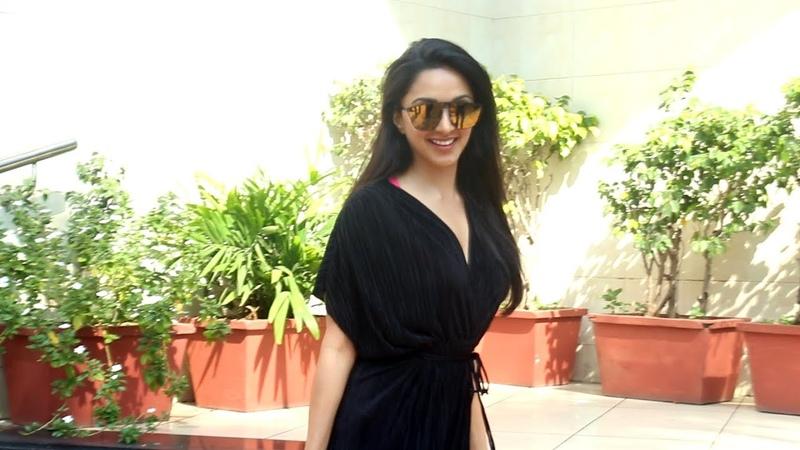 Kiara Advani Spotted At Anees Bazmi Office Andheri