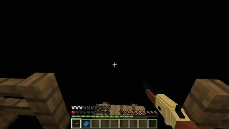 Minecraft DiffyCraft 2 Бета тест сервера рейка mp4