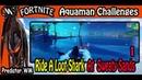 Ride A Loot Shark At Sweaty Sands Aquaman Challenges Fortnite Season 3 Chapter 2