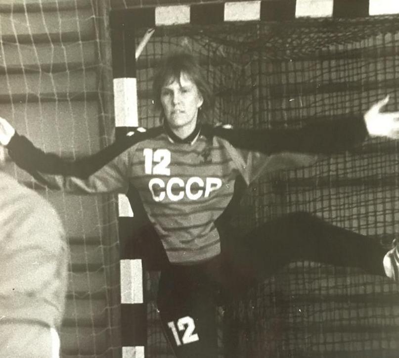 """Светлана Розинцева: """"И сегодня сыграю, если потренируюсь. Вратарям много бегать не надо"""", изображение №4"""