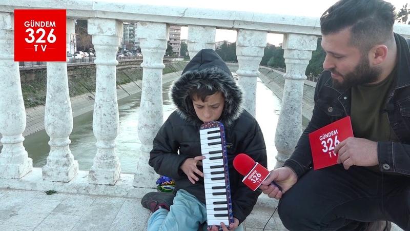 İzmir Marşı Çalan Genç Kardeşimiz Gündem 326 TV