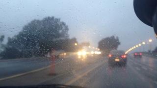 Driving in the Rain ASMR San Diego, California