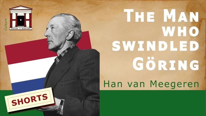History's Greatest Art Forger Han van Meegeren 1889 1947