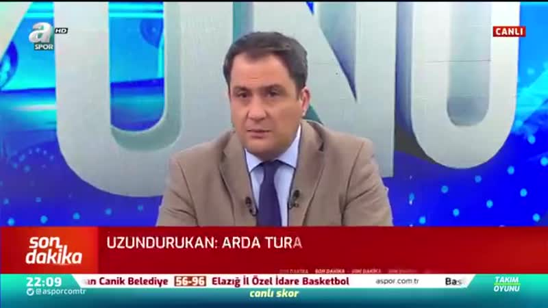 Erman Toroğlu Galatasarayın Kimyası İyi A Spor Takım Oyunu 28 12 2019