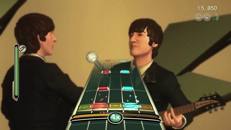 The Beatles Rock Band Customs Buddy Holly Weezer