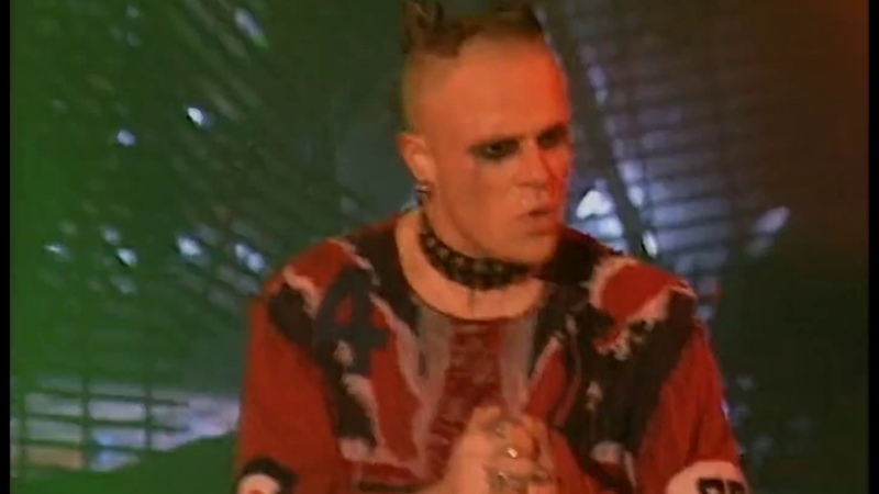 The Prodigy - Fuel My Fire (Live at Brixton Academy, London, UK) (1997)