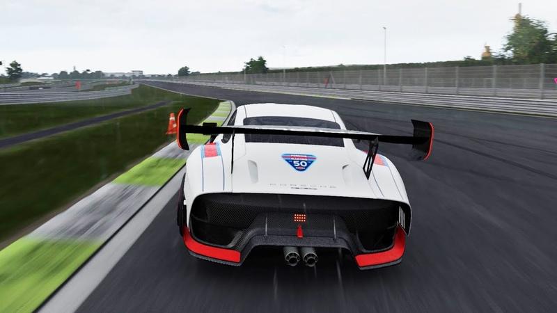 Project CARS 3 Gameplay Porsche 935 Rainy Leipzig