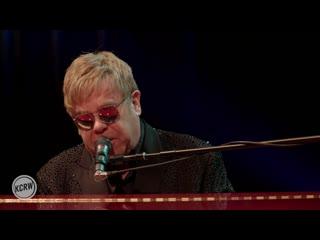 Elton John - Full Performance - Live on KCRW, 2016