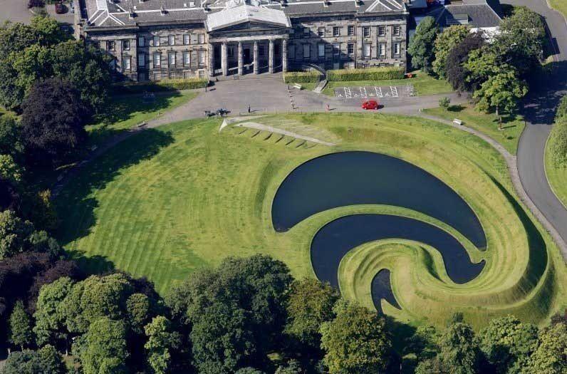 Удивительное место в Шотландии