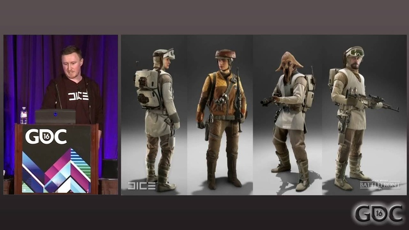 Star Wars Battlefront and the Art of Photogrammetry