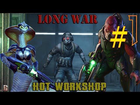 XCOM Long War Of Chosen Umbrella mercenary season 4 Выпуск 1