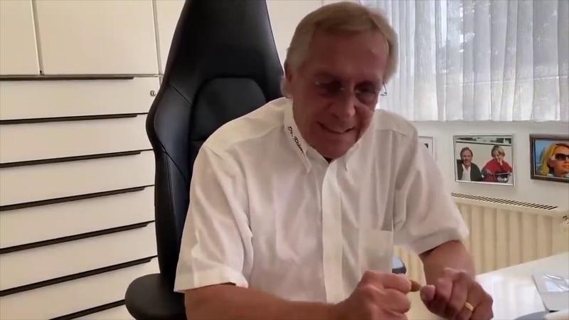 Arzt zerlegt in 18 Minuten Spahn Merkel Wieler RKI und andere Teilen Teilen Teilen