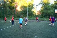 Фото с тренировок школьных групп