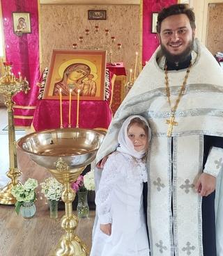 люди покрестились в церкви поздравление дарю тебе, мой