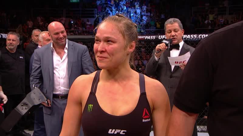 В этот день в 2015 году Ронда Роузи одержала свою последнею победу в UFC