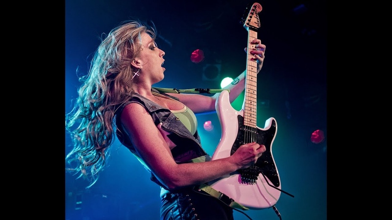 The Best Damn Female Guitarists The World Has to offer