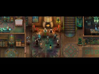 Children of Morta - Bergsons House   New Character Update - Official Trailer