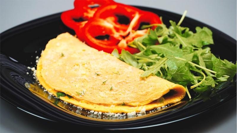 How To Make Oatmeal Omelet Quick Easy Breakfast Recipe Oats Omelette
