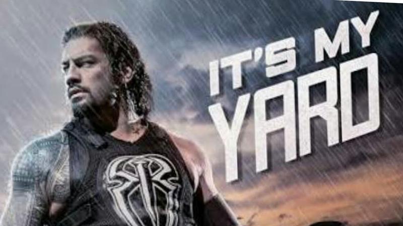 WWE Roman Reigns Tribute Not Gonna Be Die HD