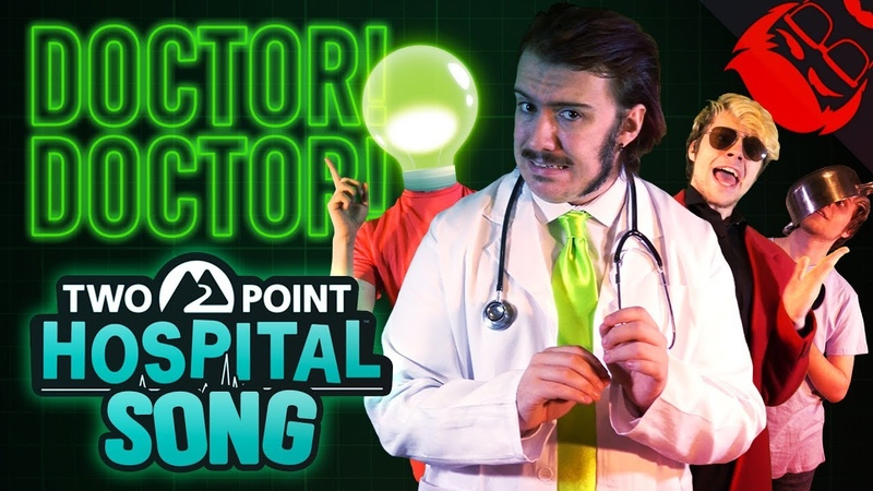 The Stupendium Doctor Doctor Two Point Hospital Song feat Rustage