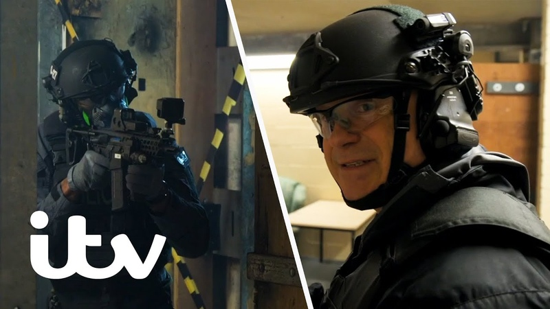 Ross Kemp's Counter Terrorist Police Training In the Line of Fire with Ross Kemp ITV