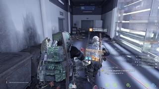 The Division 2   [10:28] RUSSIA THUG Operation Dark Hours Raid Speedrun TU9.1