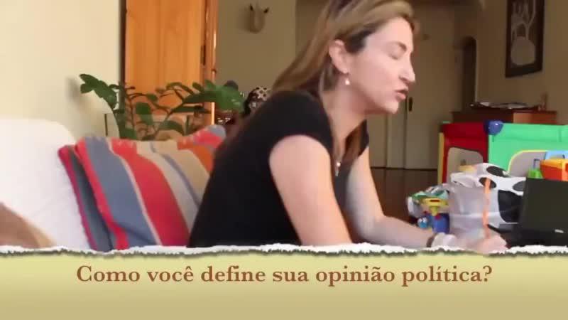 Patrícia Campos petista safada