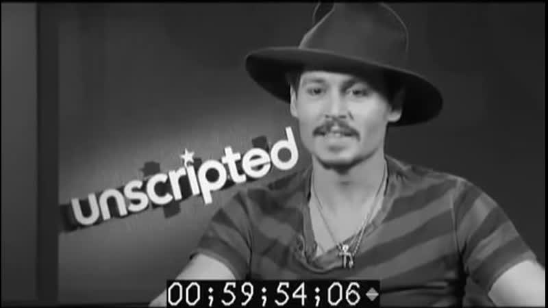 Sweeny Todd Unscripted Johnny Depp Tim Burton