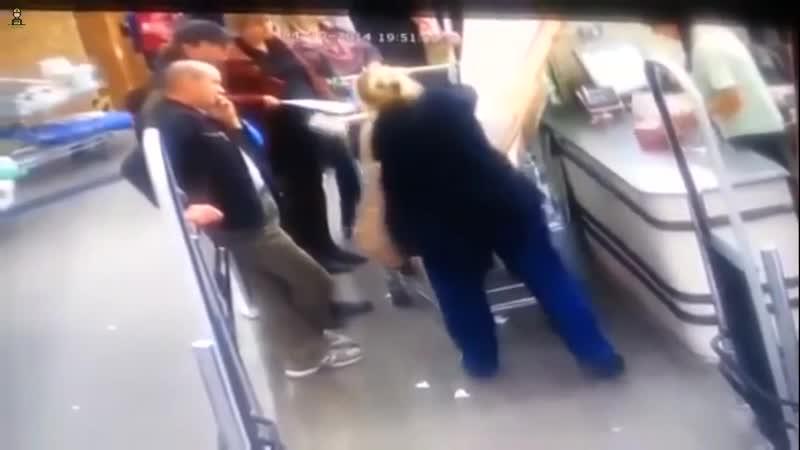 Гвоздь Случай в строительном супермаркете