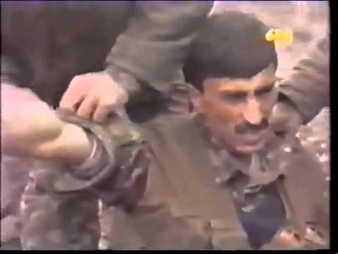 Азербайджанцы убегают от Армян Карабах часть 1