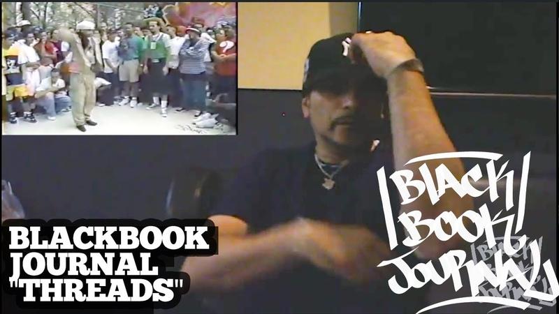 Mr Wiggles BLACK BOOK JOURNAL 13 THREADS